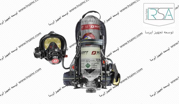 دستگاه تنفسی اسکات2
