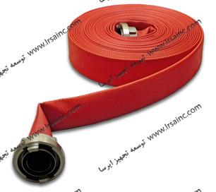 شیلنگ آتش نشانی اشباخ کوتید یا کوتینگ