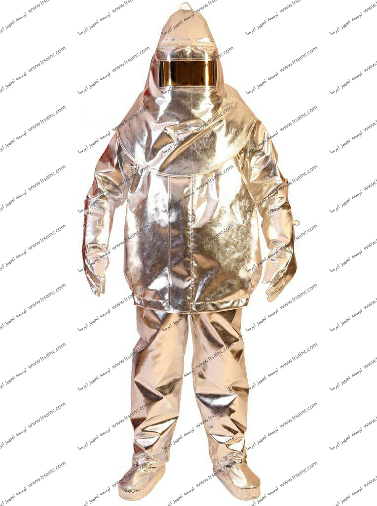 لباس آلومینیومی2