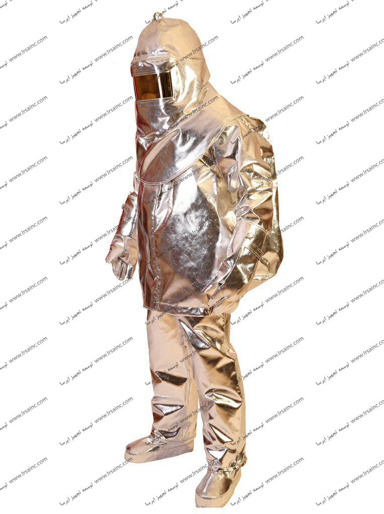 لباس آلومینیومی4